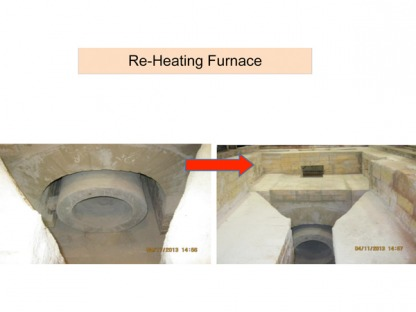 Re-Heating Furnace